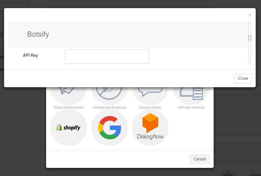 Google Search Integration - Botsify