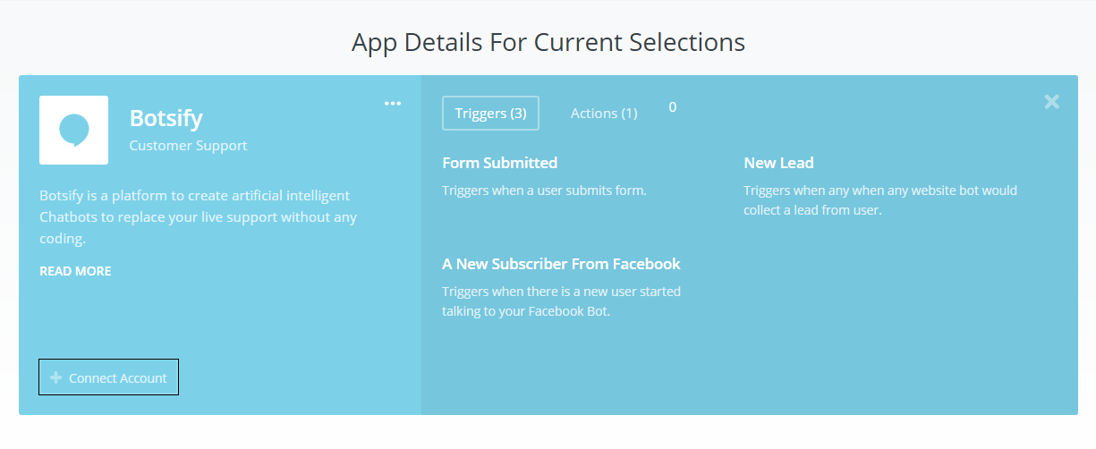 Create a list of new subscribers from the Facebook bot on